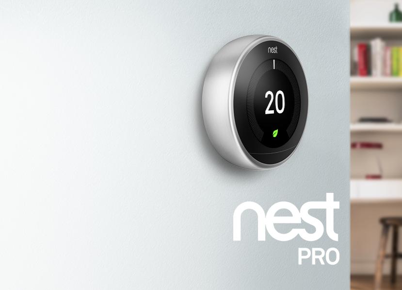 La certification Nest Pro pour Isyom